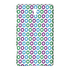 Polka Dot Like Circle Purple Blue Green Samsung Galaxy Tab S (8 4 ) Hardshell Case  by Mariart