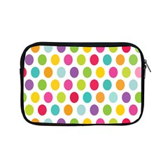 Polka Dot Yellow Green Blue Pink Purple Red Rainbow Color Apple Ipad Mini Zipper Cases by Mariart