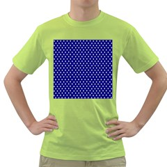 Rainbow Polka Dot Borders Colorful Resolution Wallpaper Blue Star Green T Shirt by Mariart