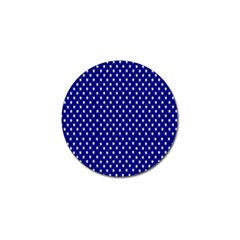 Rainbow Polka Dot Borders Colorful Resolution Wallpaper Blue Star Golf Ball Marker by Mariart