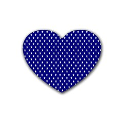 Rainbow Polka Dot Borders Colorful Resolution Wallpaper Blue Star Heart Coaster (4 Pack)  by Mariart