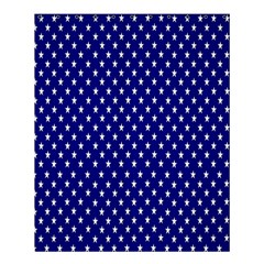 Rainbow Polka Dot Borders Colorful Resolution Wallpaper Blue Star Shower Curtain 60  X 72  (medium)  by Mariart