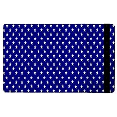 Rainbow Polka Dot Borders Colorful Resolution Wallpaper Blue Star Apple Ipad 3/4 Flip Case by Mariart