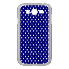 Rainbow Polka Dot Borders Colorful Resolution Wallpaper Blue Star Samsung Galaxy Grand Duos I9082 Case (white) by Mariart