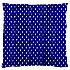 Rainbow Polka Dot Borders Colorful Resolution Wallpaper Blue Star Standard Flano Cushion Case (two Sides) by Mariart