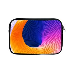 Wave Waves Chefron Color Blue Pink Orange White Red Purple Apple Ipad Mini Zipper Cases by Mariart