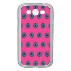 Polka Dot Circle Pink Purple Green Samsung Galaxy Grand Duos I9082 Case (white) by Mariart
