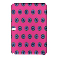 Polka Dot Circle Pink Purple Green Samsung Galaxy Tab Pro 12 2 Hardshell Case by Mariart