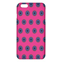 Polka Dot Circle Pink Purple Green Iphone 6 Plus/6s Plus Tpu Case by Mariart