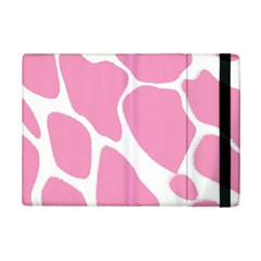 Baby Pink Girl Pattern Colorful Background Ipad Mini 2 Flip Cases by Simbadda