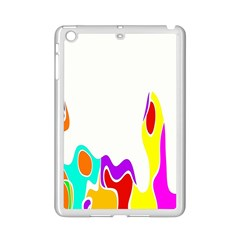 Simple Abstract With Copyspace Ipad Mini 2 Enamel Coated Cases by Simbadda