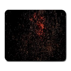 July 4th Fireworks Party Large Mousepads