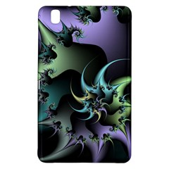 Fractal Image With Sharp Wheels Samsung Galaxy Tab Pro 8 4 Hardshell Case by Simbadda