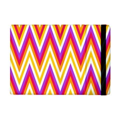 Colorful Chevrons Zigzag Pattern Seamless Ipad Mini 2 Flip Cases by Simbadda