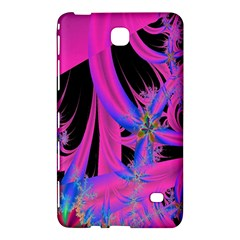 Fractal In Bright Pink And Blue Samsung Galaxy Tab 4 (7 ) Hardshell Case