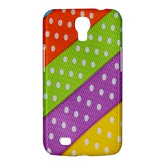 Colorful Easter Ribbon Background Samsung Galaxy Mega 6 3  I9200 Hardshell Case