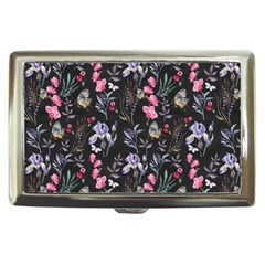 Wildflowers I Cigarette Money Cases
