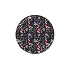 Wildflowers I Hat Clip Ball Marker