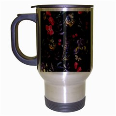 Wildflowers I Travel Mug (silver Gray)
