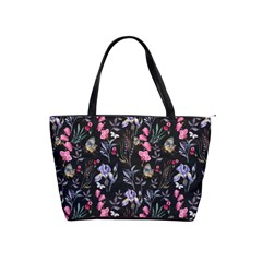 Wildflowers I Shoulder Handbags