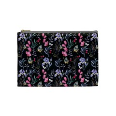 Wildflowers I Cosmetic Bag (medium)