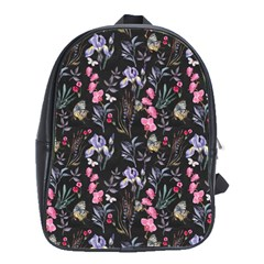 Wildflowers I School Bags(large)