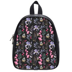 Wildflowers I School Bags (small)
