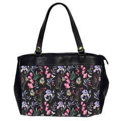 Wildflowers I Office Handbags (2 Sides)  by tarastyle