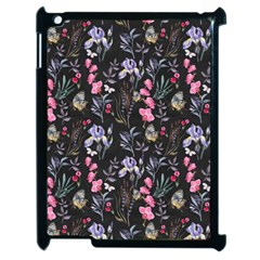 Wildflowers I Apple Ipad 2 Case (black)