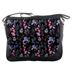 Wildflowers I Messenger Bags