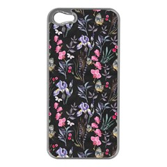 Wildflowers I Apple Iphone 5 Case (silver)