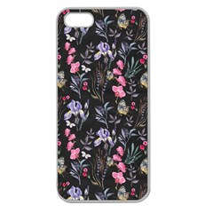 Wildflowers I Apple Seamless Iphone 5 Case (clear)