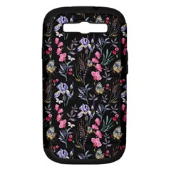 Wildflowers I Samsung Galaxy S Iii Hardshell Case (pc+silicone)