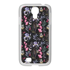 Wildflowers I Samsung Galaxy S4 I9500/ I9505 Case (white)