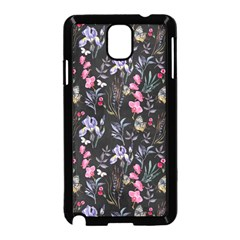 Wildflowers I Samsung Galaxy Note 3 Neo Hardshell Case (black)