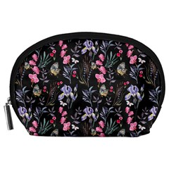 Wildflowers I Accessory Pouches (large)