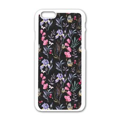 Wildflowers I Apple Iphone 6/6s White Enamel Case