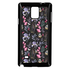 Wildflowers I Samsung Galaxy Note 4 Case (black)
