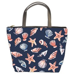 Shells Bucket Bags by BubbSnugg