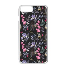 Wildflowers I Apple Iphone 7 Plus White Seamless Case