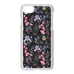 Wildflowers I Apple Iphone 7 Seamless Case (white) by tarastyle