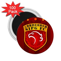 Shanghai Sipg F C  2 25  Magnets (100 Pack)