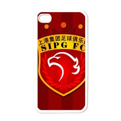 Shanghai Sipg F C  Apple Iphone 4 Case (white) by Valentinaart