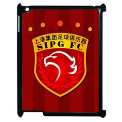 Shanghai Sipg F C  Apple Ipad 2 Case (black) by Valentinaart