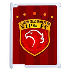 Shanghai Sipg F C  Apple Ipad 2 Case (white) by Valentinaart
