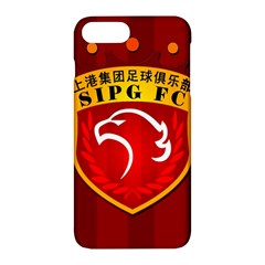 Shanghai Sipg F C  Apple Iphone 7 Plus Hardshell Case by Valentinaart