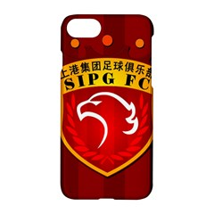 Shanghai Sipg F C  Apple Iphone 7 Hardshell Case by Valentinaart