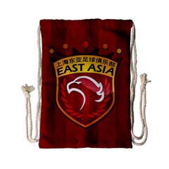 Shanghai Sipg F C  Drawstring Bag (small) by Valentinaart