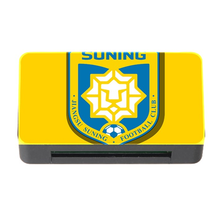Jiangsu Suning F.C. Memory Card Reader with CF