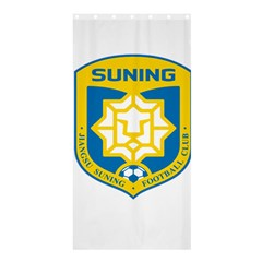 Jiangsu Suning F C  Shower Curtain 36  X 72  (stall)  by Valentinaart